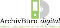 Logo Archivbüro, Adelheid Thimm Drage, Büro Ordnung