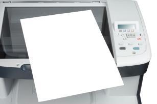 Scandienst, Archivierung, Papierdokument einscannen
