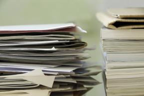 aufgeräumtes Büro, Archiv Büroorganisation, Service Adelheid Thimm